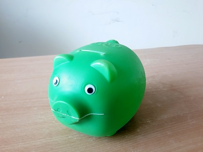 Lợn nhựa type 4 (LN-L18)